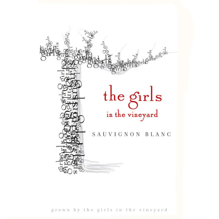 Logo for The Girls In The Vineyard Sauvignon Blanc