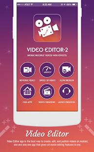 Video Editor 2 - náhled