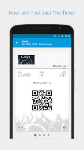Ticketmaster NZ Event Tickets- screenshot thumbnail