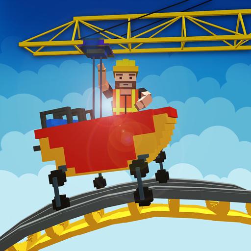 Roller Coaster City Builder : Exploration & Build