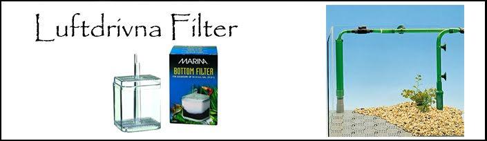 Luftdrivna Filter