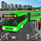 Autobus entrenador autoescuela prueba Ciudad Metro icon