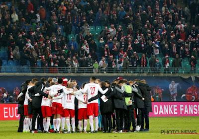 Bundesliga : les joueurs du RB Leizpig prêts à aider financièrement les employés du club