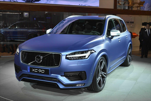 Volvo seeks investors for its Polestar electric car brand