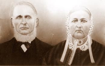 Photo: Henry James and Sarah Holman Thomas