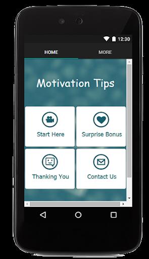 Motivation Tips