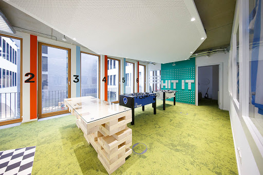 Google's Europe Office in Munich, Germany.