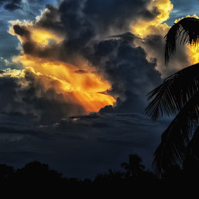 Clouds by Soham Banerjee - Landscapes Cloud Formations (  )