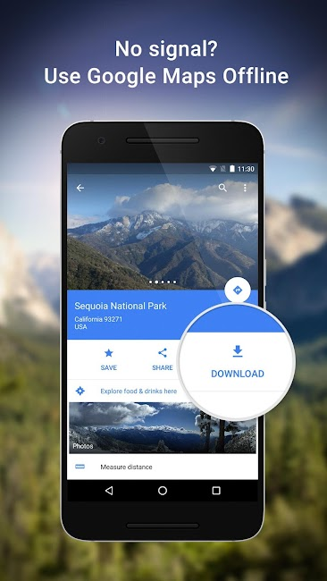 #6. Maps - Navigation & Transit (Android)