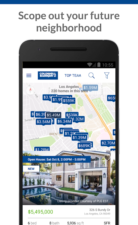 Coldwell Banker- screenshot