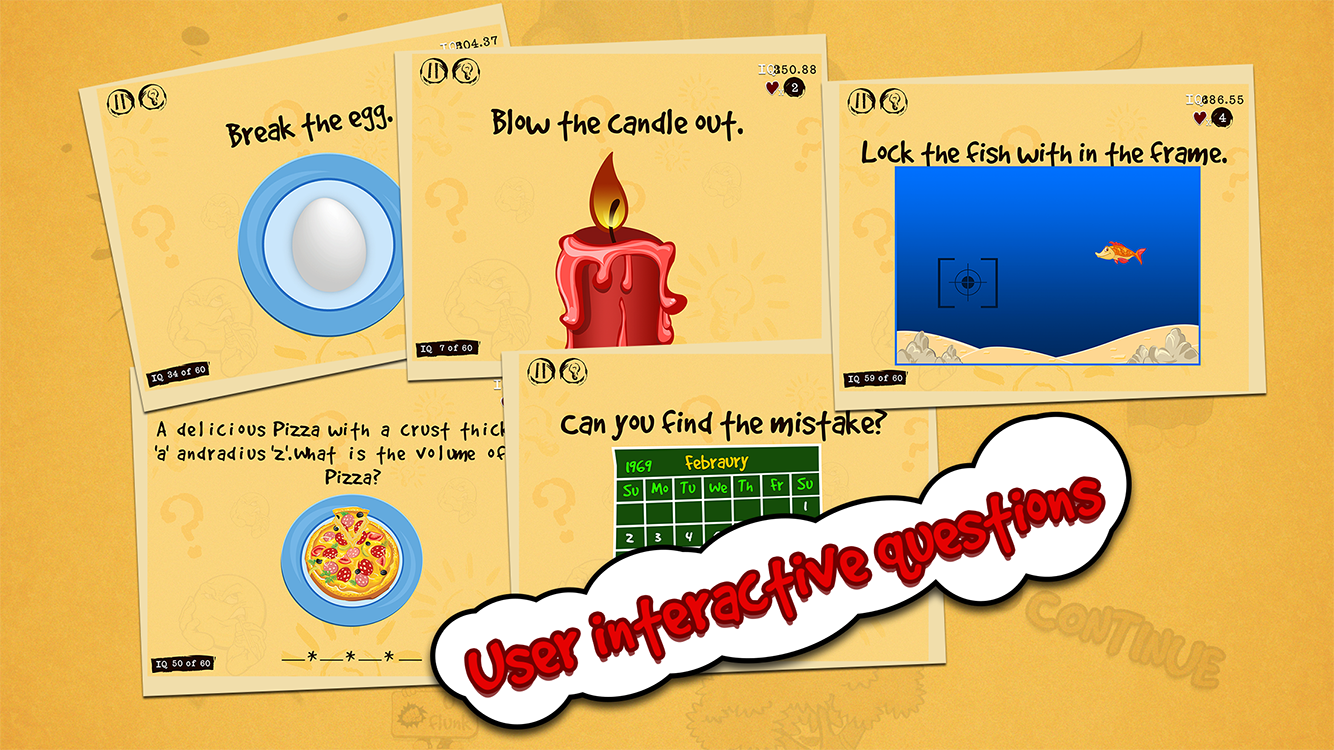 The Unbeatable Game: Tricky Test IQ- screenshot