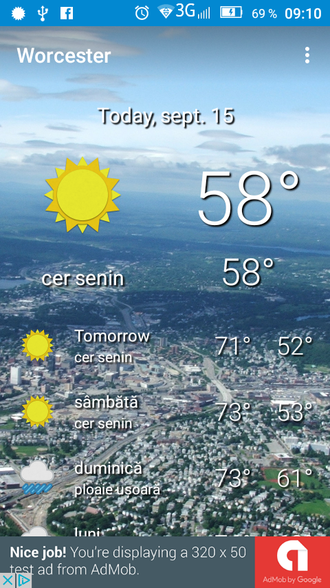 Worcester MA Weather Android Apps On Google Play - 10 day weather forecast worcester ma