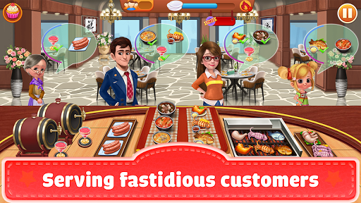 Cooking Hit - Chef Fever, Cooking Game Restaurant - screenshot