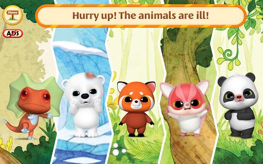 YooHoo: Pet Doctor Games for Kids! 1.1.2 screenshots 9