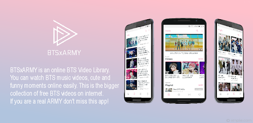 BTSxARMY: Boy With Luv, BTS Music Videos, KPOP - Apps on Google Play