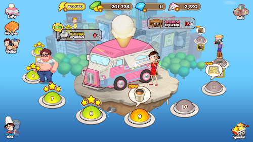 Screenshot 1 Cooking Adventure™ 40501 APK MOD