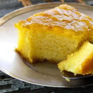 Cornmeal Cake.