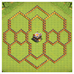 Maps Of Clash Of Clans 1.2