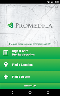 ProMedica- screenshot thumbnail