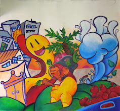 Photo: Mural Esteban Alboraia