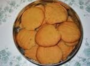 The Best Butter Cookies In The World Recipe