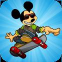 Mickey Skater Aventure icon