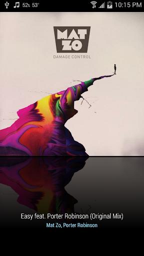 Cloudskipper Music Player screenshot 2