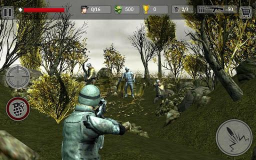 비밀 캠프 공격