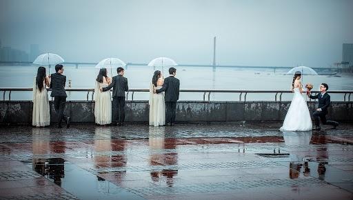 婚礼摄影师 Ping Lu (xslp2004). 30.05.2016的图片