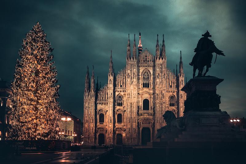 Natale a Milano di maxlazzi