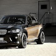 Wallpaper With BMW X6