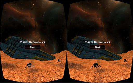 Planet Defender VR