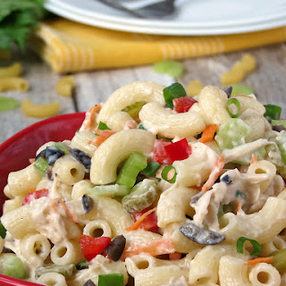 Chicken Macaroni Salad.