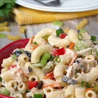 Chicken Macaroni Salad Recipes.