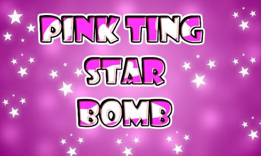 Pink Ting Star Bomb - náhled