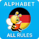 Learn German: alphabet, letters, rules & sounds icon