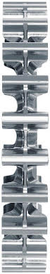 Gates CDX:EXP Rear Sprocket for Rohloff Splined - 22t, Silver alternate image 1