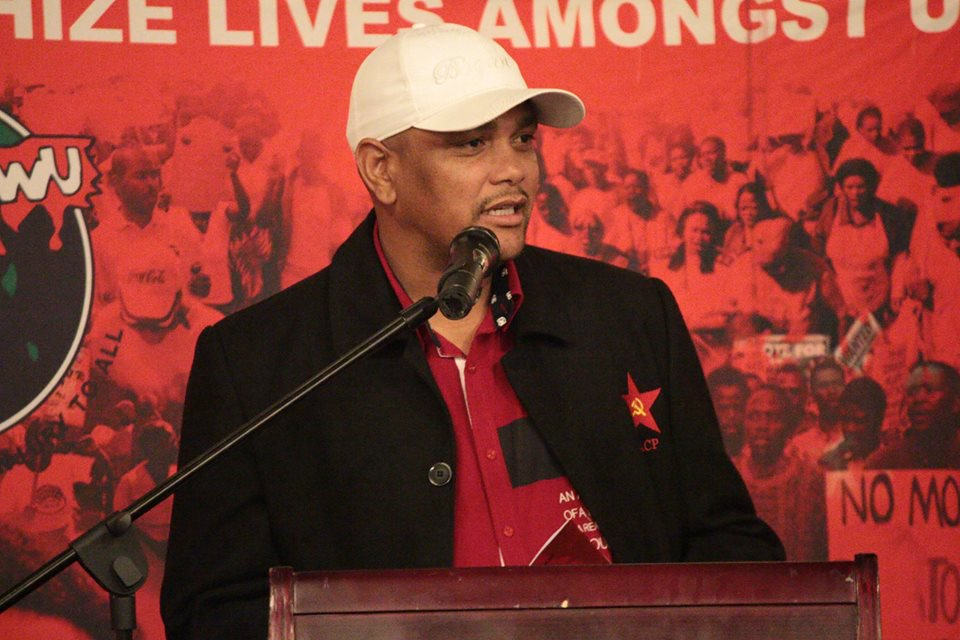 Nehawu Announces Massive Health Workers Protest For 21 August