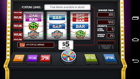 Fortune Wheel Slots 2 1.0 screenshot 353096