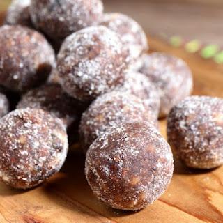 Almond Fudgy Bites.