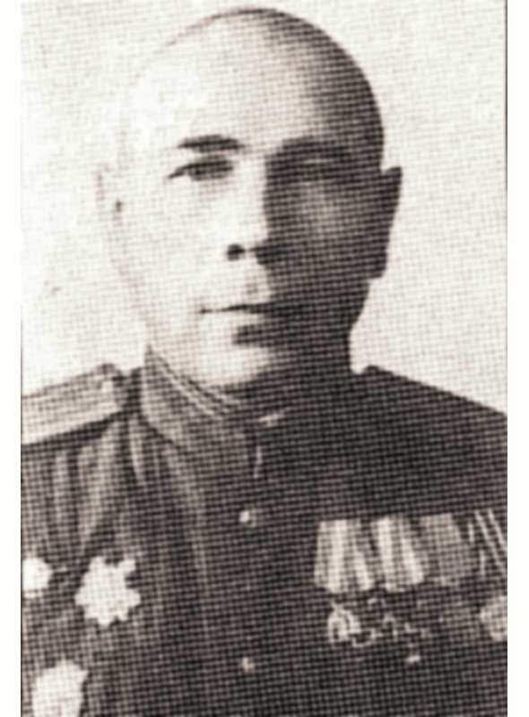 Оборин И.И. - командир 681сп 133 сд