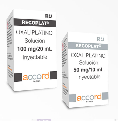 Recoplat Oxaliplatino 50mg
