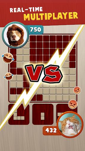 Woody u2122 Block Puzzle Battle Online 1.1.8 screenshots 1