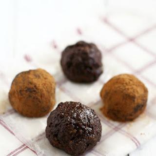 Chocolate Cherry Energy Bites.
