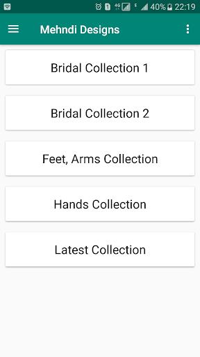 Mehndi Designs Offline  screenshots 1