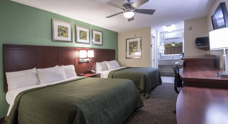 Quality Inn & Suites Hollywood Boulevard