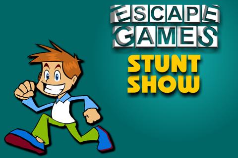 Escape Games : The Stunt Show