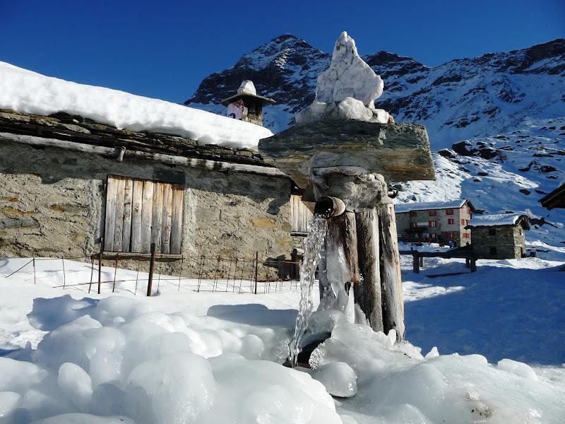 Frozen Fountain di Laucol