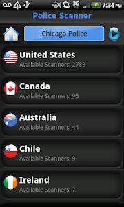 Police Scanner Live v1.0