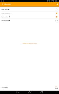 Spletter - send mail & photos screenshot 11